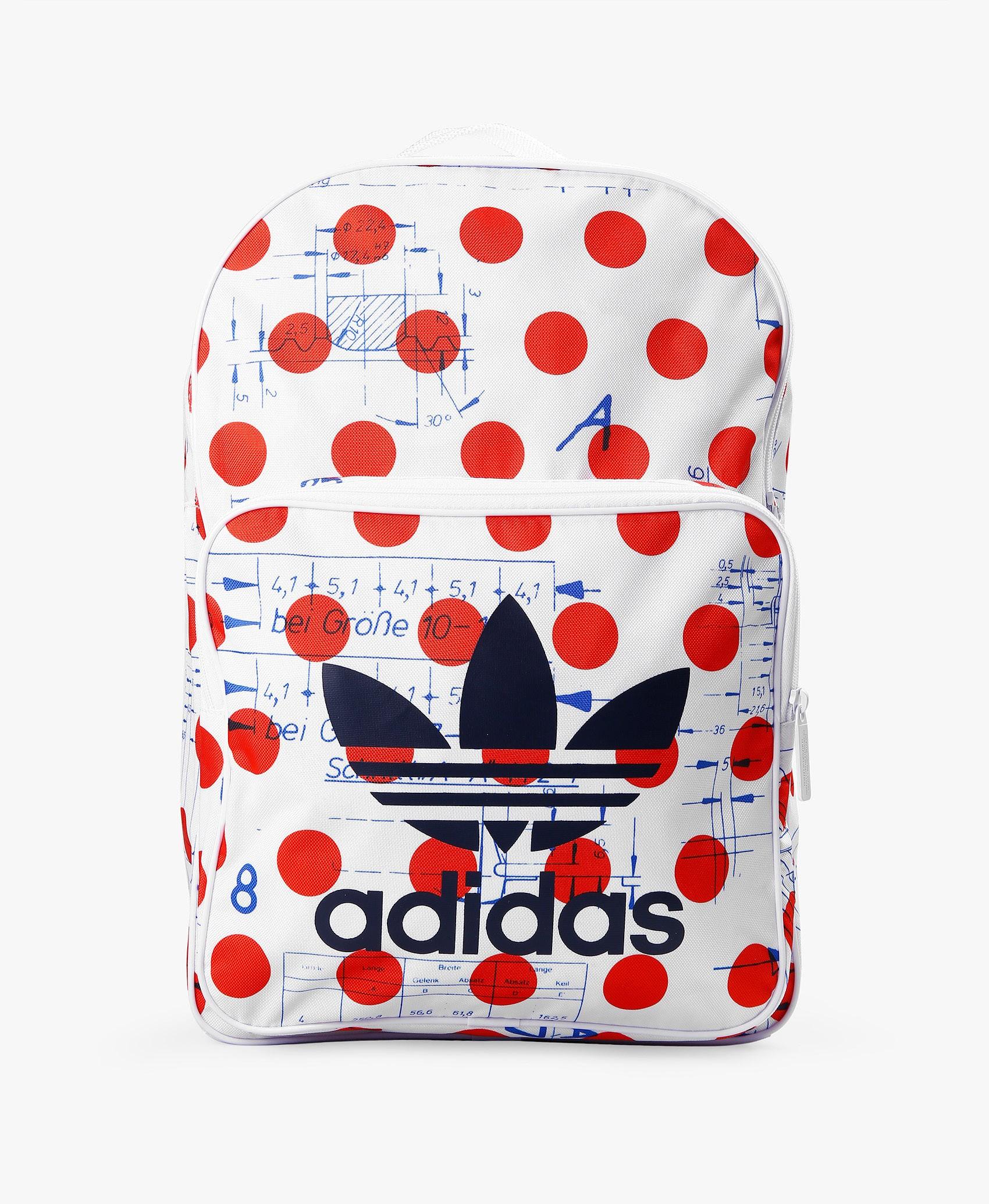 Mochila Adidas BP Clas Dots - FBQ1476